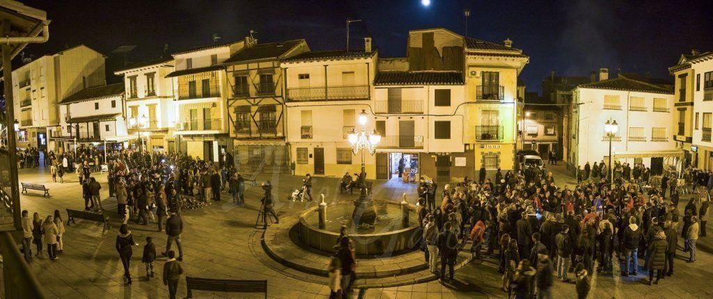 Plaza Castillo Ariel