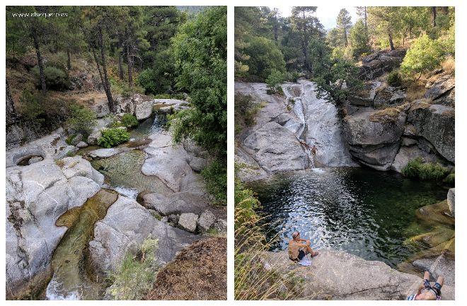 piscinas naturales de gredos