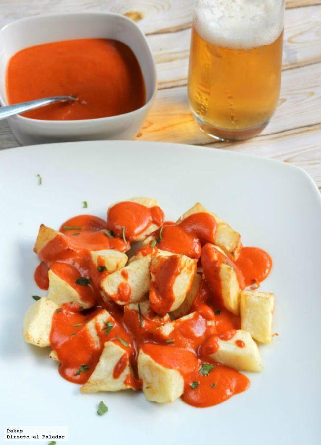 Patatas bravas- Directo al Paladar