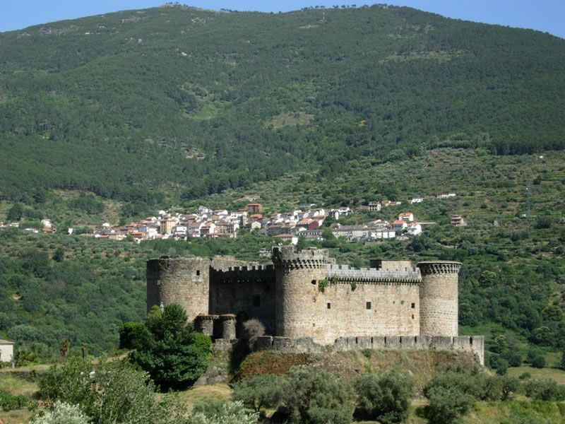 Mombeltrán. Imagen de Turismo de Ávila