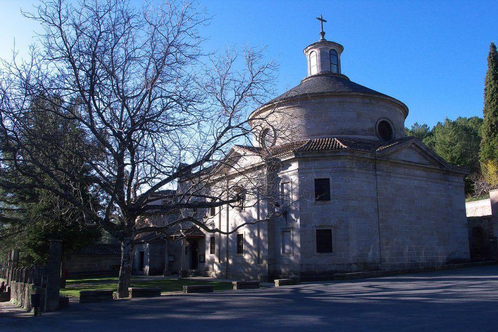 Santuario de San Pedro de Alcántara. Imagen wikipedio
