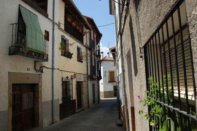 Casa de la Juderia. Imagen www.turismoavila.com
