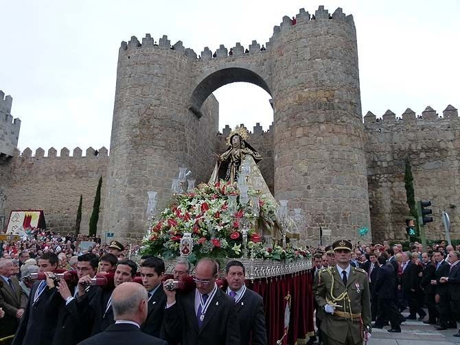 Santa Teresa. Imagen de www.avilared.com