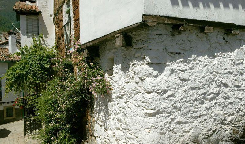 Arquitectura popular de Guisando. www.turismoavila.es