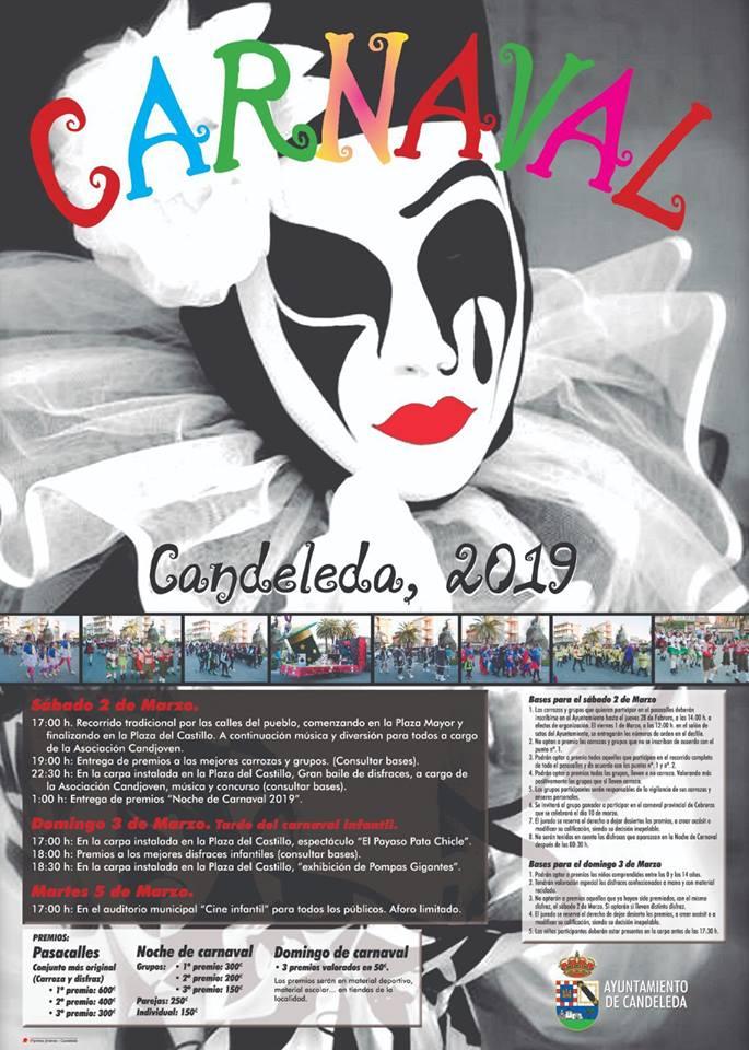 Carnavales en Candeleda
