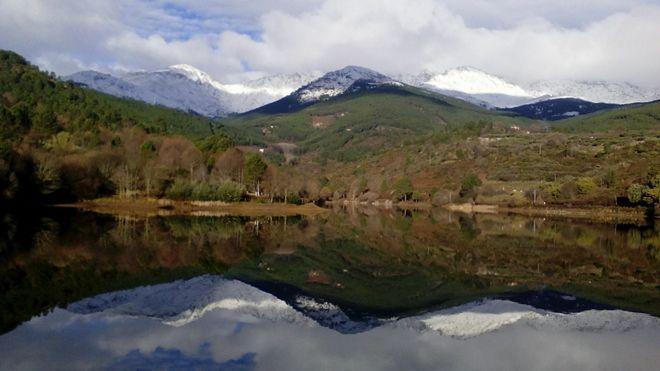 Turismo en Candeleda. Presa del